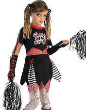 Monster Halloween Costumes Girls Girls U0027 Cheerleader Costumes Ebay