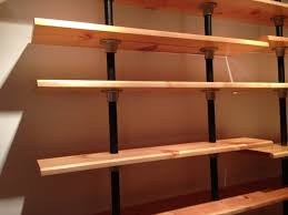 Best Wood To Build A Bookcase 59 Diy Shelf Ideas Built With Industrial Pipe Simplified Building