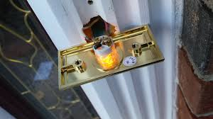 phantom dinnertime doorbell ringing all about the house