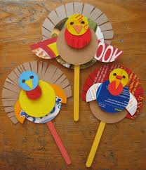 15 terrific thanksgiving crafts