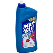 mop glo 3 in 1 floor shine cleaner 32oz walmart com