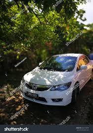 Parking Near Botanical Gardens Kuching Sarawak May12th 2017 Honda Civic Stock Photo 684314398