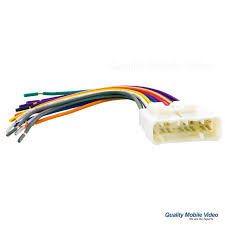 metra 70 7712 car stereo wire harness for 1995 2004 honda