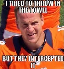 Denver Broncos Meme - denver broncos manning jokes meme peyton manning tried to throw