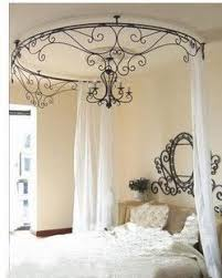 Forest Canopy Bed Cast Iron Canopy Bed Genwitch