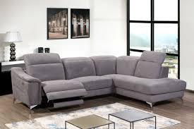 fauteuil et canapé canapé d angle novara avec fauteuil relax à gauche acheter en