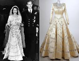 of the gowns the s wedding and coronation dress to be displayed together