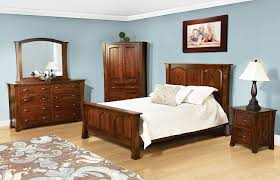 Mirrored Furniture Bedroom Set Usa Made Furniture Amish Portland Oak Furniture Warehouseoak