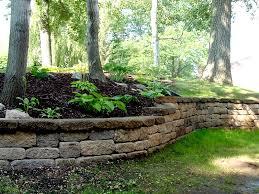 Retaining Wall Ideas For Gardens Retaining Wall Ideas 30 Glorious Retaining Wall