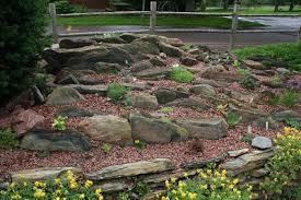 Rock Gardens On Slopes Bloomingwriter Gardening In Scotia Rock Garden Eye