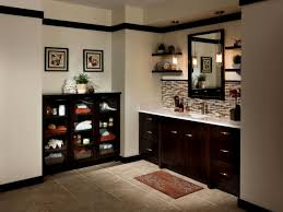bathroom photos with dark cabinetry fantastic home design