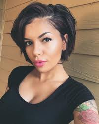 Short Shaved Hairstyles For Girls by 70 Best Short Hairstyles For Black Women With Thin Hair