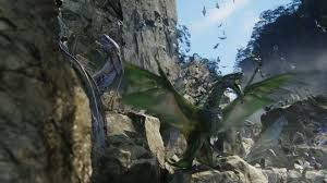 mountain banshee rookery on pandora from avatar desktop wallpaper