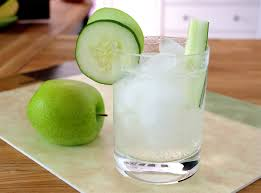 cucumber and sour apple gin fizz recipe amazing food made easy