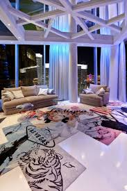 futuristic and innovating interior design penthouse by mark