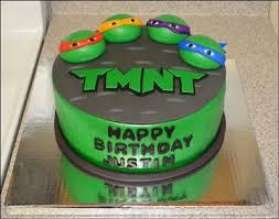 tmnt cake tmnt birthday cake ideas