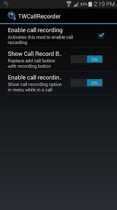 how to enable the hidden call recording feature on your samsung