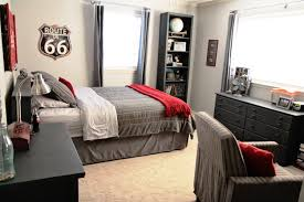 diy bedroom red and black wall decor popular with diy