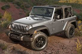 jeep army star 2017 jeep wrangler reviews and rating motor trend