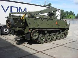 very nice fv 434 armoured repair vehicle in excellent condition