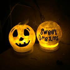 halloween night lights one artsy mama