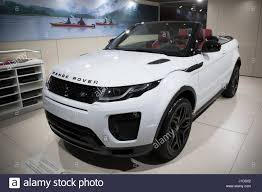 evoque land rover convertible brussels jan 19 2017 range rover evoque convertible compact