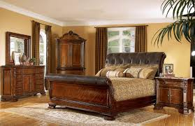 furniture beige loveseat with dark wood frame by bds furniture