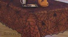 spider web tablecloth ebay