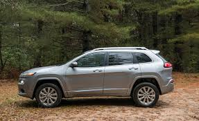 jeep car 2017 2017 jeep cherokee in depth model review car and driver