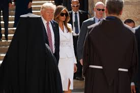 Thanksgiving In Toronto Melania Trump Leading U S Delegation To Invictus Games In Toronto