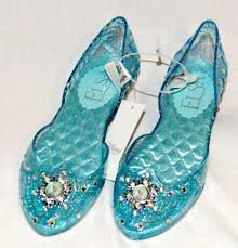disney store frozen elsa light up shoes disney store authentic frozen elsa shoes costume light up shoes size
