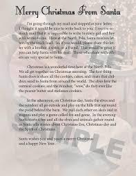 reserve a guaranteed letter from santa santa u0027s mailbag inc