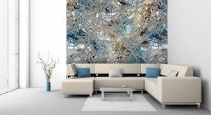Wandgestaltung Schlafzimmer Gr Braun Faszinierende Kombination Braun Und Blau Schlafzimmer Die