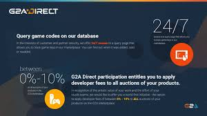 Access Database Developer Going Global With G2a Com With G2a Direct U0026 G2a Pay