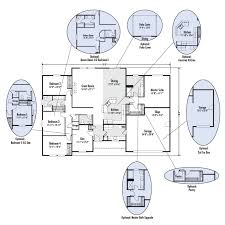 custom home floor plans the custom home floor plan adair homes