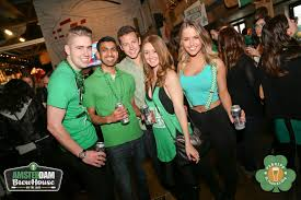 st paddy u0027s day at the amsterdam brewhouse l saturday march 19th