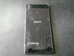 how to join broken glass sony xperia z3 repair ifixit