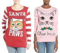 meowy christmas sweater the christmas sweater decadent dissonance