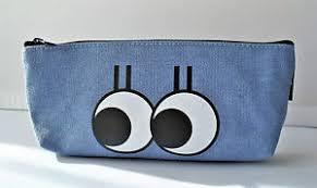 papeterie de bureau trousse fantaisie japon papeterie bureau yeux ronds stylo fourniture
