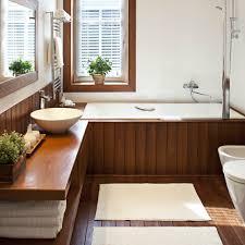 4 amazing hardwood flooring ideas for your bathroom