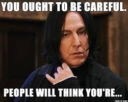 Severus Snape Memes - severus snape meme on imgur