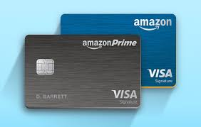amazon prime u0027s latest perk is a new rewards visa card with 5 back