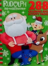 buy original rudolph red nosed reindeer coloring u0026 activity