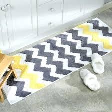 yellow bathroom rug yellow and gray bathroom rug grey and yellow Yellow Duck Bath Rug