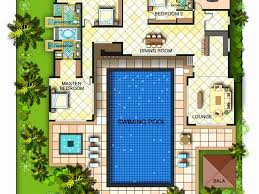 house plans with pool u shaped house plans with pool floor plan friday u shaped home