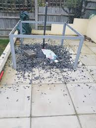Patio Table Glass Shattered Familes U0027 Horror As Glass Patio Tables From Argos And Asda Explode