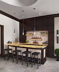 pendant lights over bar bar front design home bar contemporary with pendant lights lights