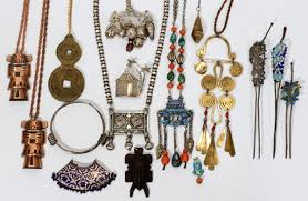 necklace metal types images Types of traditional african jewelry msongo jpg