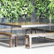 bench rentals farm tables benches furniture archives cedar and pine events