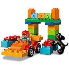 lego duplo all in one box of 10572 creative play